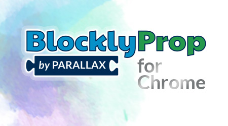 BlocklyProp for Chromebooks