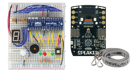 FLiP Try-it Kit and Hackable Badge