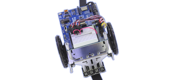 QTI Line Follower for Parallax Small Robots