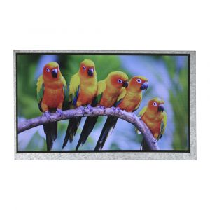 """27390: 7"""" HDMI Display, 800 x 480 - front view"""
