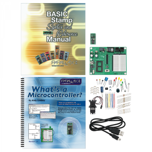27807: BASIC Stamp Discovery Kit (USB)