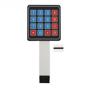 27899: 4X4 Matrix Membrane Keypad