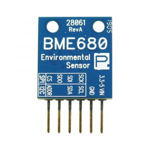 28061: BME680 Environmental Sensor - PCB Back View