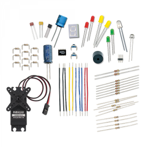 28122: What's A Microcontroller? Parts Kit