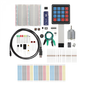 32023: Propeller FLiP Try-it Kit - kit contents