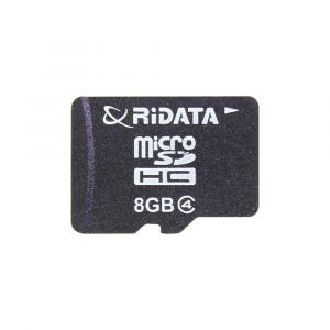 32328: 8 GB microSDHC Card - front view