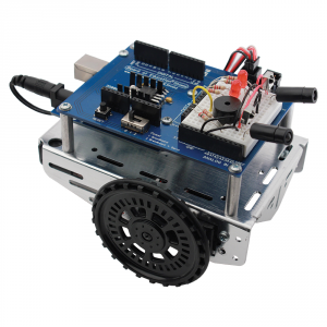 32335: Robot Shield with Arduino