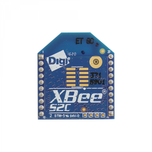 32416: XBee S2C 802.15.4 w/PCB Antenna (XB24CAPIT-001) - front view