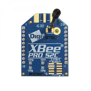 32419: XBee-PRO S2C 802.15.4 w/Wire Antenna (XBP24CAWIT-001) - top view