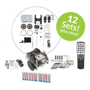 32712: cyber:bot 12-pack Plus for Classrooms - individual set