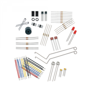 572-28132: Small Robot Electronics Component Pack