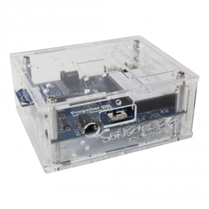 721-32217: Parallax Sensor Box Kit - assembled view