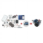 130-35000: Robotics Shield Kit (for Arduino) Kit Just Supply Your Own Arduino
